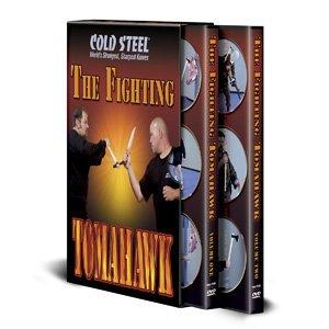 (Cold Steel Fighting Tomahawk DVD)