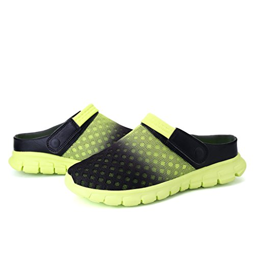 Mesh Summer Eagsouni Couples Anti Green Cloth Net Beach Mens Breathable Unisex Slip Womens Sports Slippers Casual Shoes Sandals rqt1Xq