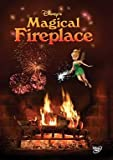 fireplace and t - Disney's Magical Fireplace DVD