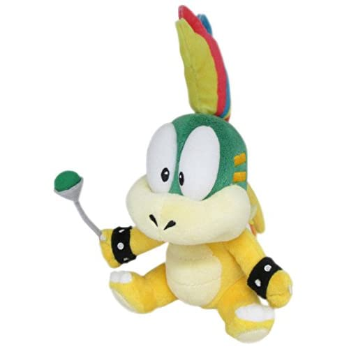 Little Buddy Lemmy Koopa 8 Plush