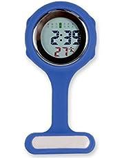 Orologio per Infermieri, Digitale, Blu