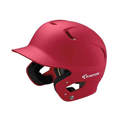 Easton Natural Grip (Easton Junior Z5 Full Grip Batting Helmet, Red)
