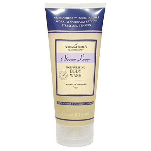 (Aromatherapy Collection Stress Less Body Wash Tube, 6.7 oz)