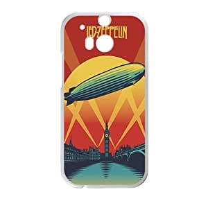 Led-zeppelin Cell Phone Case for HTC One M8