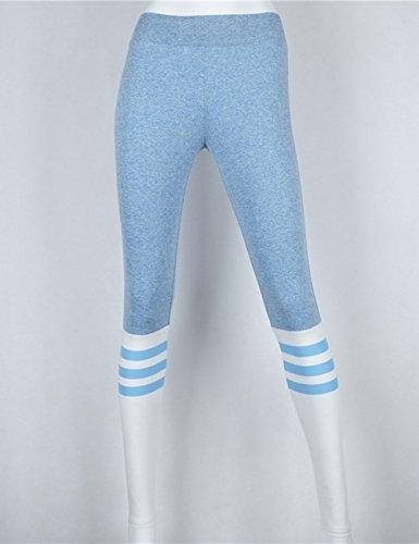 Color Run Hit Ocio Descargar Pantalones Yoga Costura Tamaño XS Stripe Anillo Wild Ms Sweatpants Fitness ZnTFqITxw