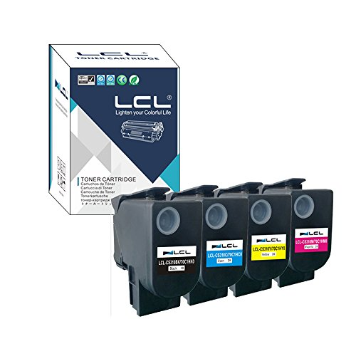 LCL Compatible Toner Cartridge Replacement for Lexmark 70C1H