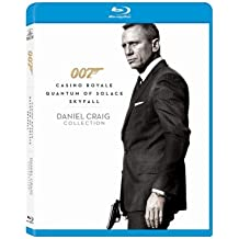 007: Daniel Craig Collection (Casino Royale / Quantum of Solace / Skyfall) [Blu-ray] by 20th Century Fox