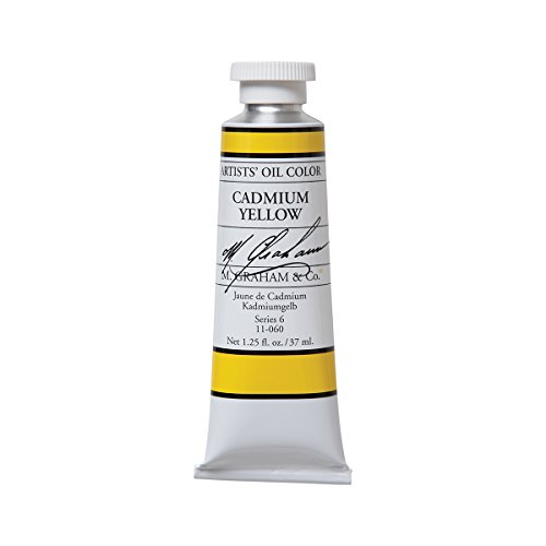 m-graham-artist-oil-paint-cadmium-yellow-125oz-37ml-tube