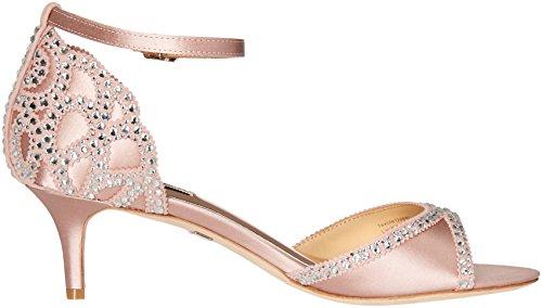 Badgley Mischka Femmes Gillian Robe Sandale Blush