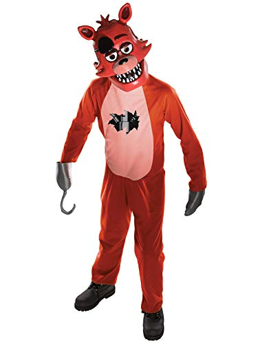 Rubie's Costume Five Nights at Freddy's Tween Foxy Costume Set