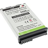 Honeywell Dolphin 70e, 75e and 70E-L00: Replacement Extended Battery. 3340 mAh