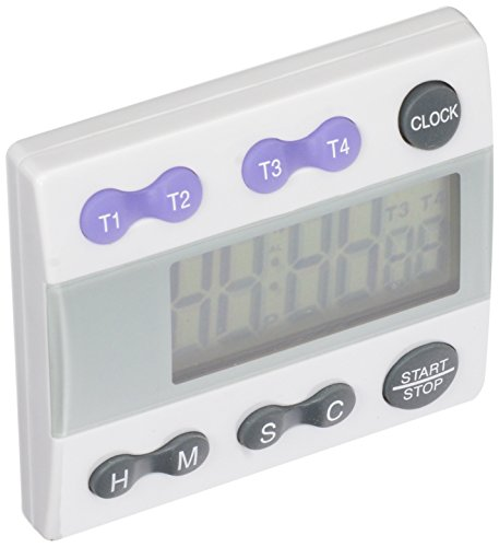 Sper Scientific 810015 Digital Count Down/Count Up Timer with ()