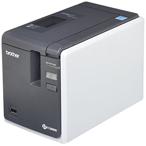Brother PT-9800PCN Desktop Network Thermal Label and Barcode Printer