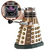 "Dr Who 5"" Figure - Dalek with Mutant Reveal - Gold Version"