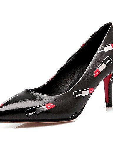 ZQ zapatos de tac¨®n zapatos de tac¨®n de aguja de las mujeres / de la novedad / talones del dedo del pie en punta de la boda / , silver-us5.5 / eu36 / uk3.5 / cn35 , silver-us5.5 / eu36 / uk3.5 / cn3 blue-us9.5-10 / eu41 / uk7.5-8 / cn42