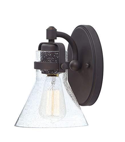 Maxim Lighting 26111CDOI Seafarer-Bath Vanity Light, 8.5