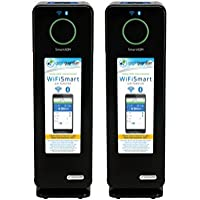 GermGuardian CDAP4500BCA WiFi Smart 4-in-1 Air Purifiers, 22-inch Germ Guardian Air Purifier (2)