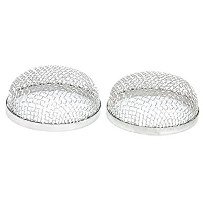 Camco Flying Insect Screen -Protects RV Furnaces From Insects and Prevents RV Vent Damage - (2 Pack) (42141): Automotive