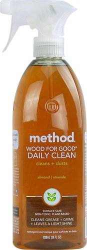 Method Wood for Good Daily Clean Almond -- 28 fl oz - 2pc