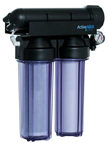 Hydrofarm AARO100 Active Aqua Reverse Osmosis System, 100 GPD