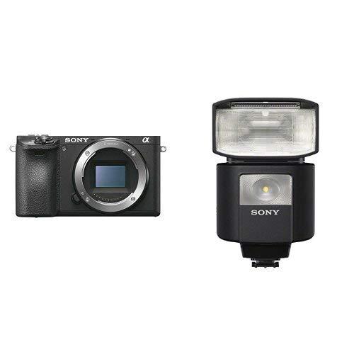 "Sony Alpha a6500 Mirrorless Digital Camera w/ 2.95"" LCD  and"