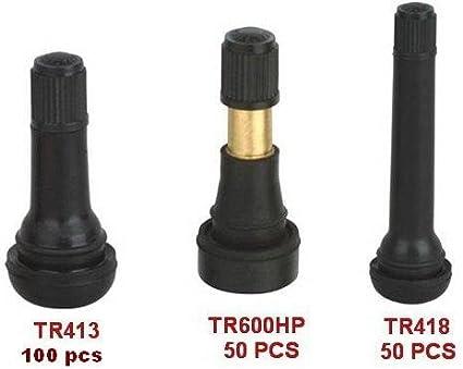 200 Pcs Reifen Ventil Vorbau Sortiment Tr413 100 Pcs Tr418 50 Pcs Tr600hp 50 Pcs Auto