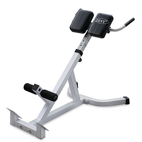 UBRTools Extension Hyperextension Back Exercise AB Bench Gym Abdominal Roman Chair by UBRTools