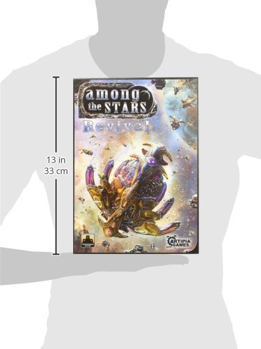Among The Stars Revival Board Game