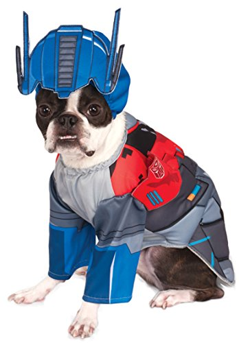 Rubie's Transformers Optimus Prime Deluxe Pet Costume,