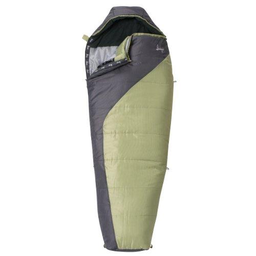 Slumberjack Star Lake 20 Degree Regular Right Hand Zip Sleeping Bag, Outdoor Stuffs