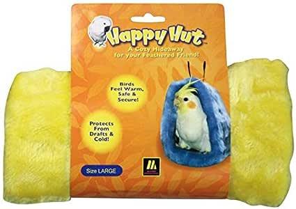 Multipet Happy Hut Large, Yellow