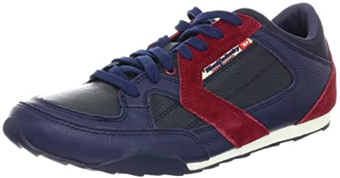Diesel Men's Dynamykal Low-Top,Navy,8.5 M US (Men Diesel Top)