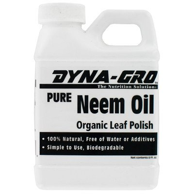 - Hydrofarm DYNEM008 8 Oz Dyna-GRO Pure Neem Oil