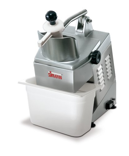 Sirman TM2 ALL Continuous Feed Food Processor (Food Processor Restaurant compare prices)