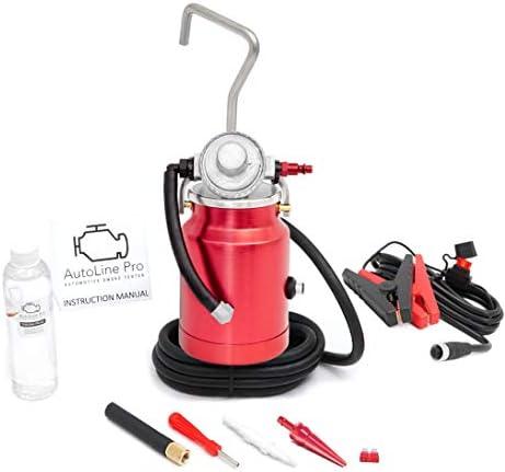 [해외]AutoLine Pro EVAP Vacuum Automotive Smoke Machine Leak Detector Diagnostic Tester - Shop Series - Compact / AutoLine Pro EVAP Vacuum Automotive Smoke Machine Leak Detector Diagnostic Tester - Shop Series - Compact