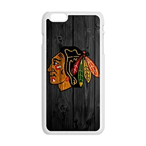 The Chicago Blackhawks Cell Phone Case Cover For Apple Iphone 6 Plus 5.5 Inch