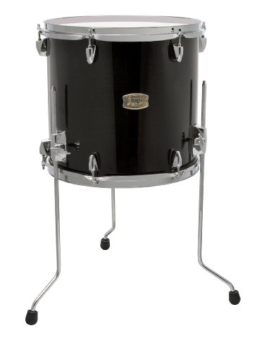 Yamaha Stage Custom Birch 18x16 Floor Tom, Raven Black