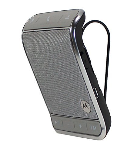 Motorola Roadster 2 TZ710 Bluetooth Car Kit Speakerphone Text TZ 710