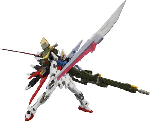 Robot Spirits <SIDE MS> Mobile Suit Gundam Seed HD Remaster Perfect Strike Gundam (Japan Import)
