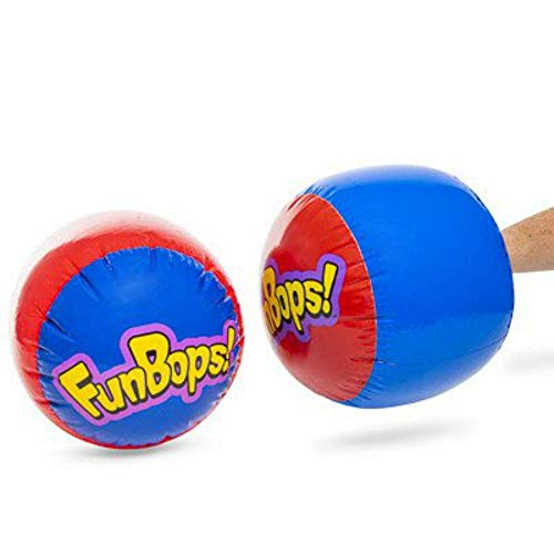 Blow Up Boxing Pillow Gloves. Kids Boxing Mitts Inflatable. Fun Punching Game. Christmas Birthday Gift. Socker Boppers -