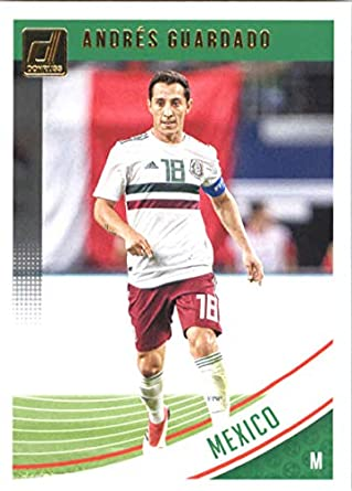1a0e31cb5a9 Amazon.com  2018-19 Donruss  151 Andres Guardado Mexico Soccer Card ...