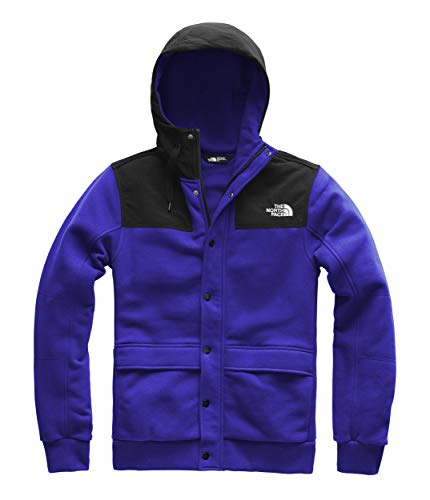 The North Face Men's Rivington Jacket II, Aztec Blue, Size - Hooded Face North Mens Jacket
