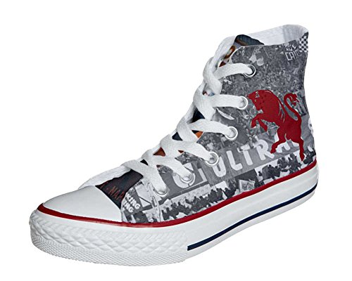 Shoes Custom Converse All Star, personalisierte Schuhe (Handwerk Produkt) high
