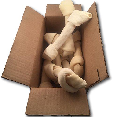 Pet-Treats-Place-FLASH-SALE-8-9-Rawhide-Bones-8-Pack-Limited-Time-SALE