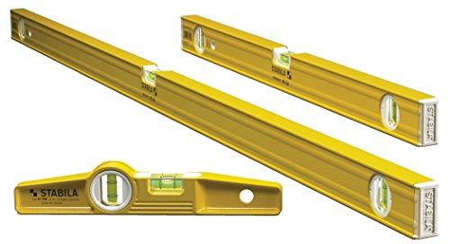 (Stabila 29824-3 Level Pro-Set Includes Type 80A-2 48