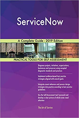 ServiceNow A Complete Guide