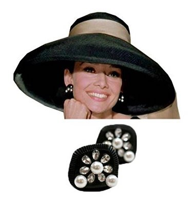 Earri (Holly Golightly Costumes Jewelry)