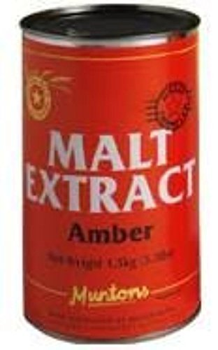 Monster Brew Home Brewing Supplies Malt Extract Amber