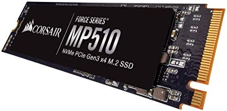 Corsair Force Series MP510 960GB NVMe PCIe Gen3 x4 CSSD-F960GBMP510