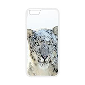 Mountain Lion IPhone 6 Plus Cases, Vety {White}